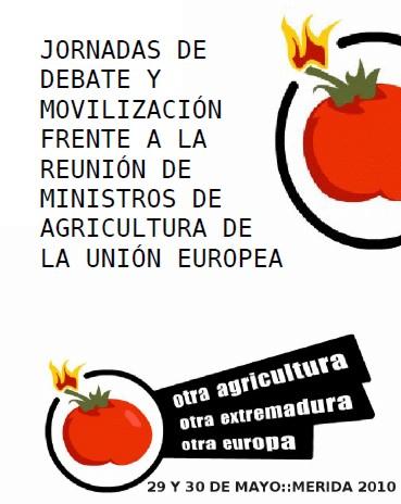 Otra Agricultura, otra Extremadura, otra Europa JORNADAS