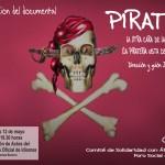 """Presentación del documental """"PIRATAS"""""""