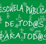 CONCENTRACIÓN CONTRA LOS RECORTES EN LA ENSEÑANZA PÚBLICA