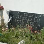 Listado de victimas del Franquismo en Cáceres